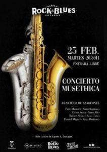 Musethica y Kebyart Ensemble
