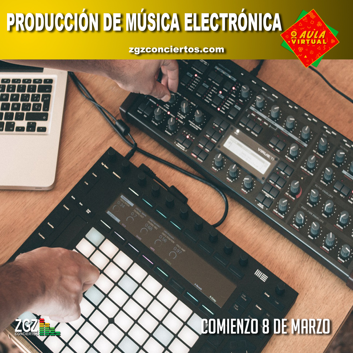 Curso de Música Electrónica