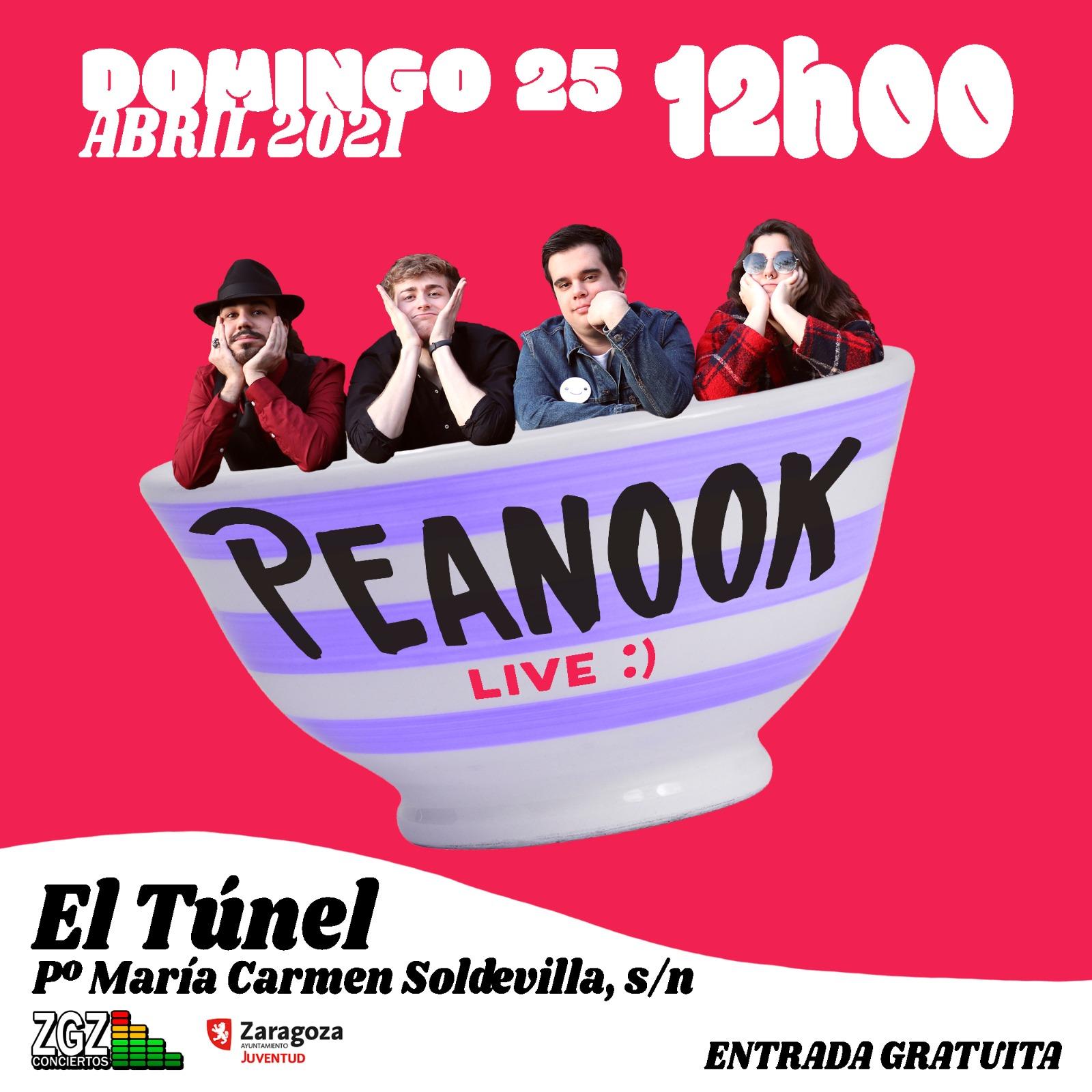 Peanook