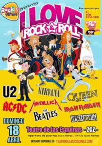 Rock en familia: I love Rock&Roll
