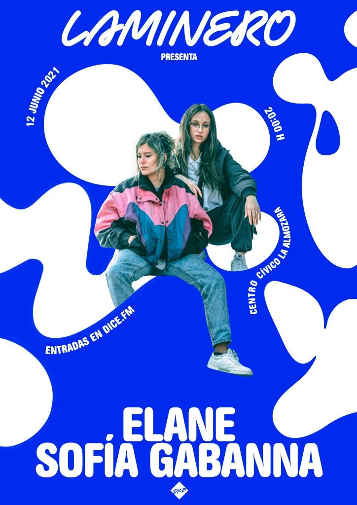 Elane y Sofía Gabanna